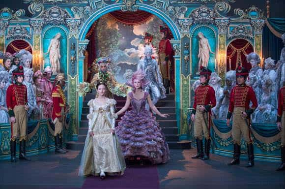 The Nutcracker and the Four Realms Quotes