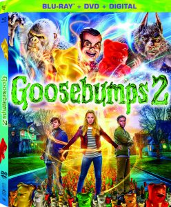 Goosebumps 2 DVD/Blu-ray Picture