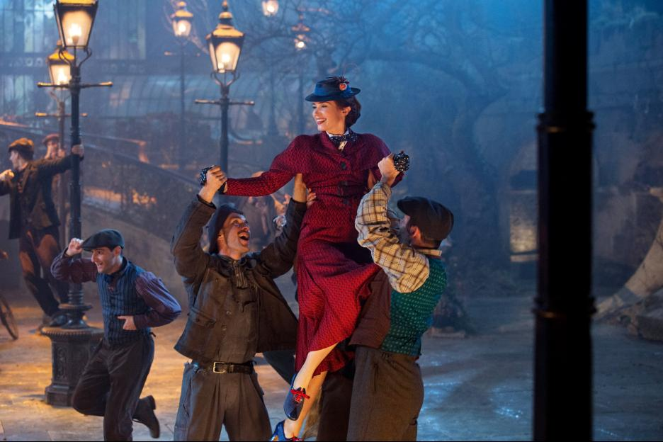 Mary Poppins Returns Movie Quotes & Lyric Lines