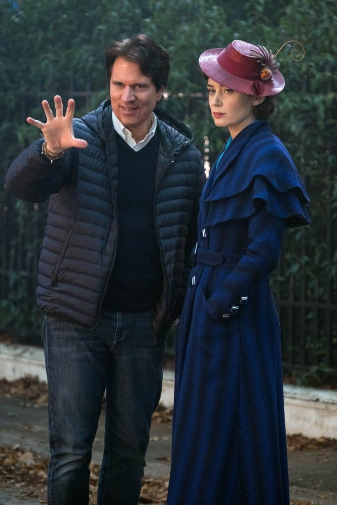 Rob Marshall Interview - Mary Poppins Returns Event
