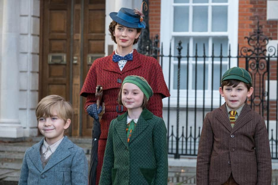 The Kids From Mary Poppins Returns  - Pixie Davies & Joel Dawson Interview