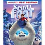 Smallfoot DVD and Blu-ray Giveaway