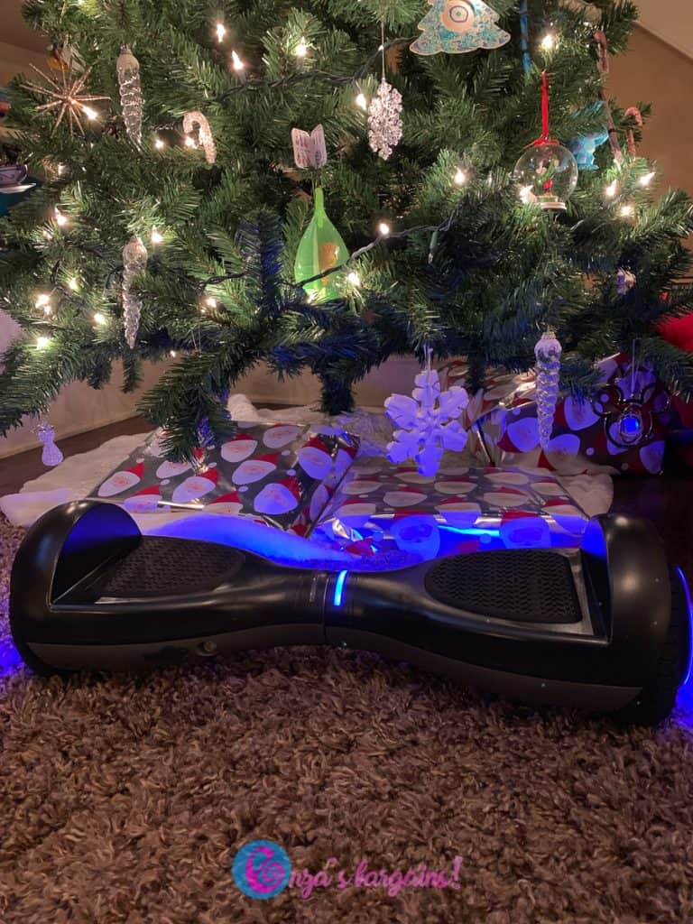 Gotrax Hoverfly Ion Review - 2018 Holiday Gift Guide