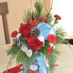 Teleflora Flowers Christmas Bouquet - 2018 Holiday Gift Guide