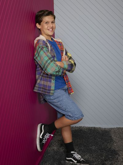 Young Max from Disney Channel's Sydney to the Max