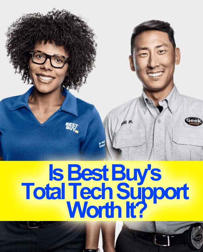Is Best Buy's Total Tech Support Worth It?