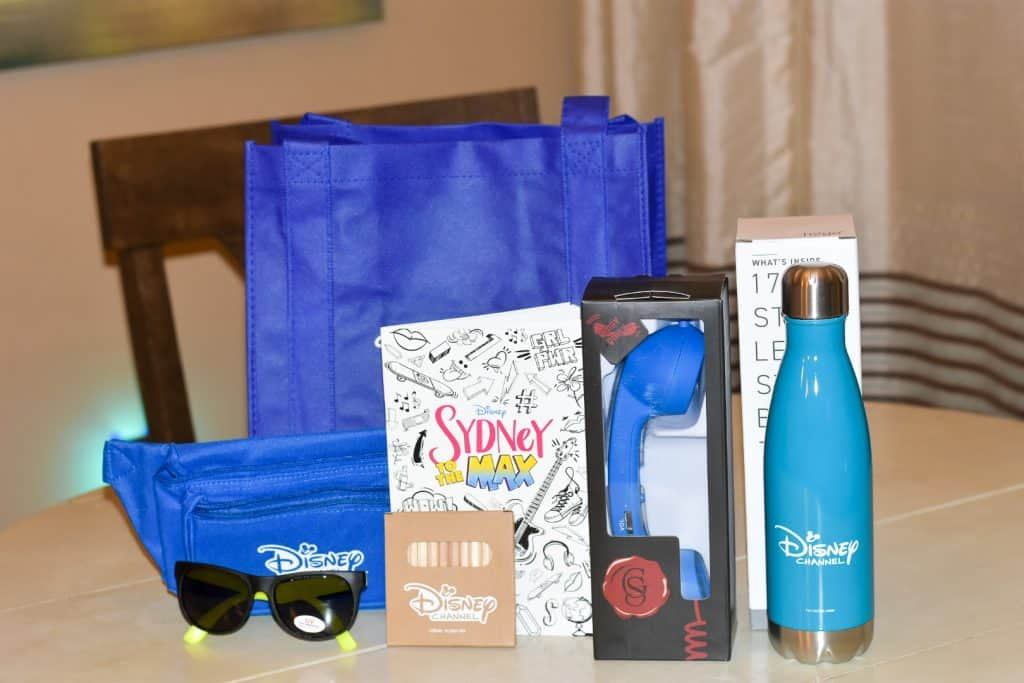 Disney Channel's Sydney to the Max Prizes