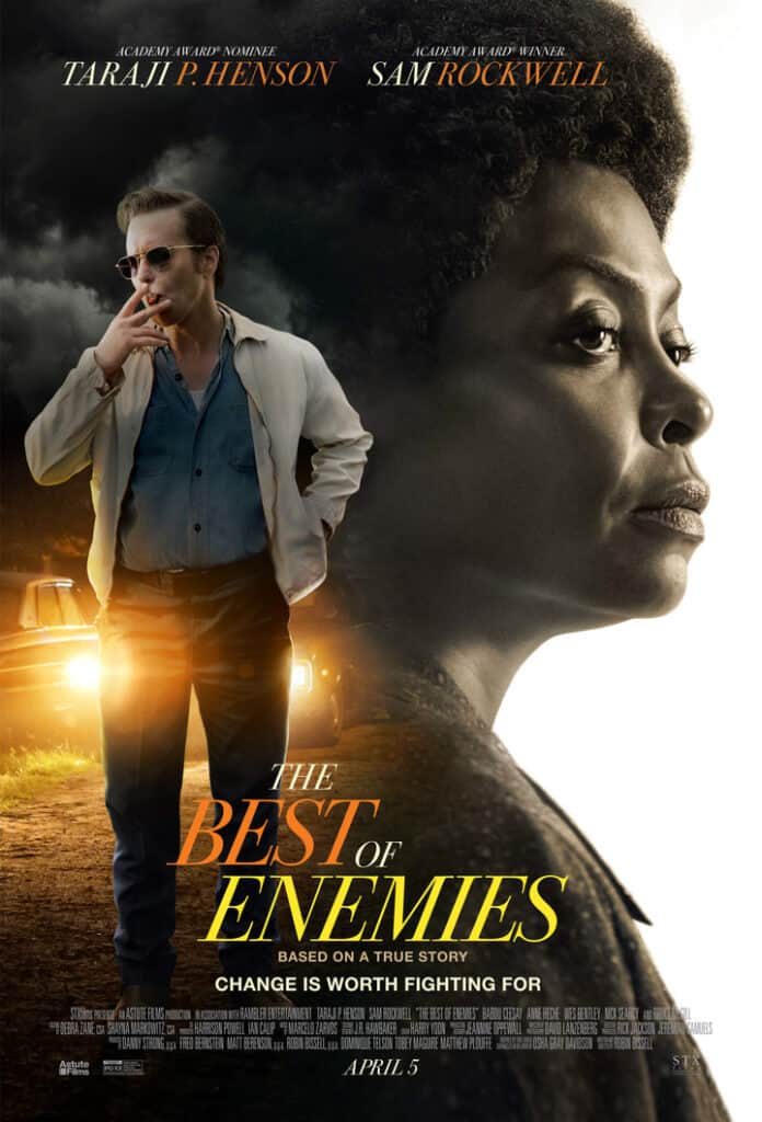 The Best of Enemies Review