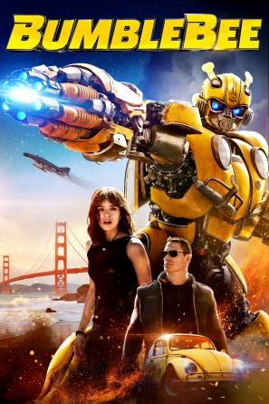 Bumblebee Official Movie Poster