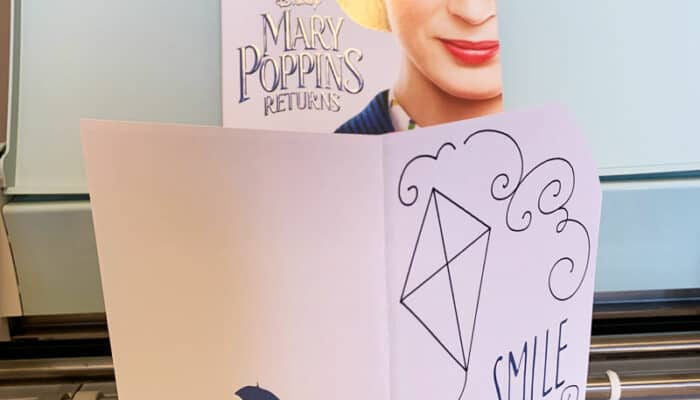 Mary Poppins Returns Craft