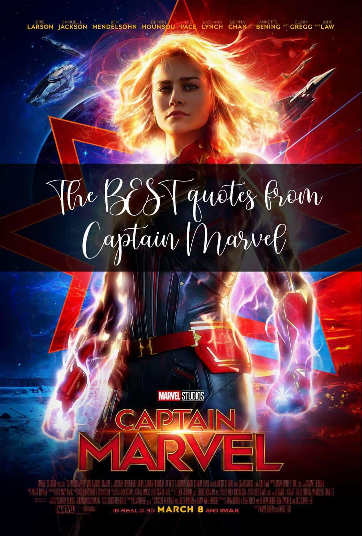 captain marvel quotes - enza's bargains