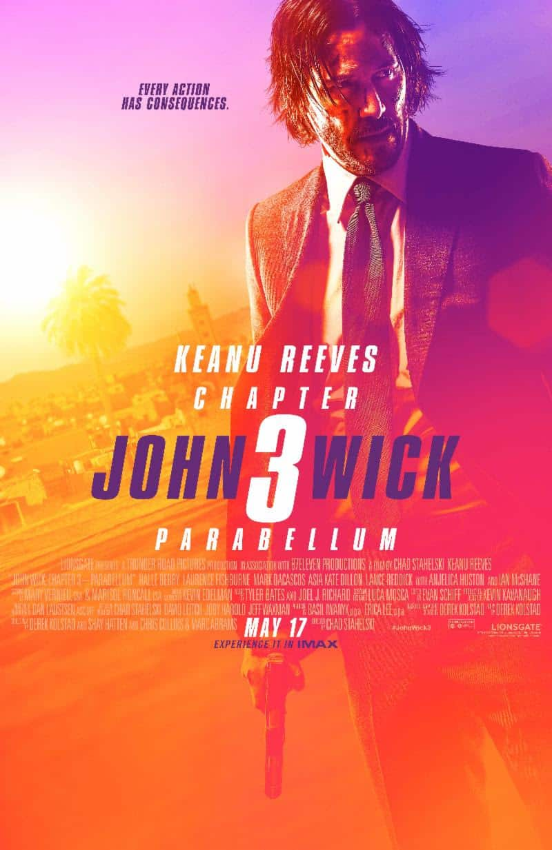 John Wick Chapter 3: Parabellum Review