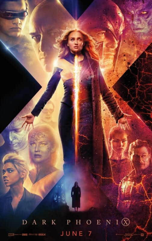 Dark Phoenix Review with No Spoilers