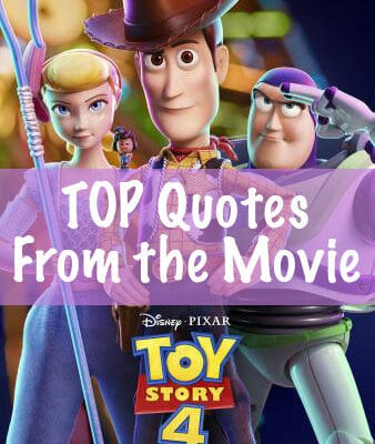 Toy Story 4 Quotes List