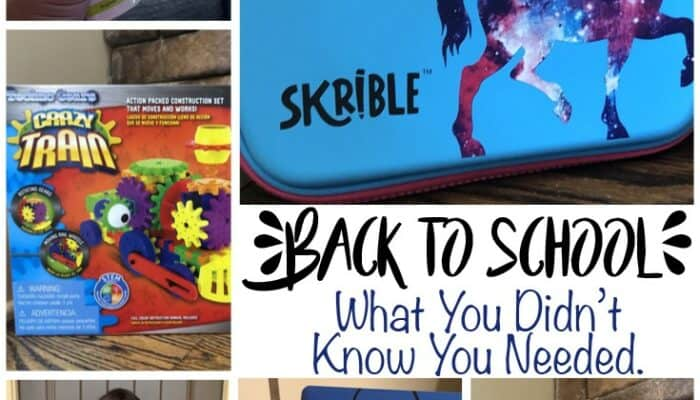 Back to School Gift Guide: The Things You Didn't Know You Needed