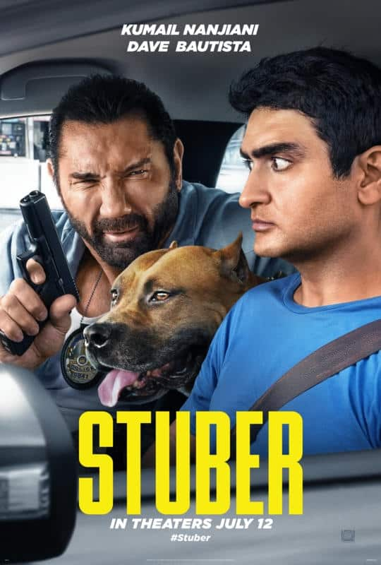 Stuber Advance Screening for Kansas City and Oklahoma City