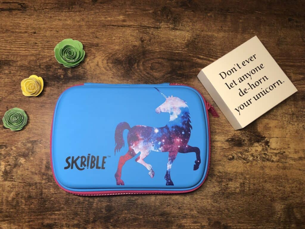 Skrible Pencil Box