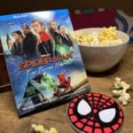 Spider-Man: Far From Home Cricut Craft and Giveaway