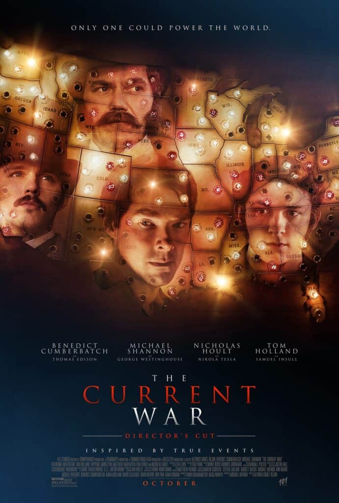 The Current War: Director's Cut Kansas City Advance Screening