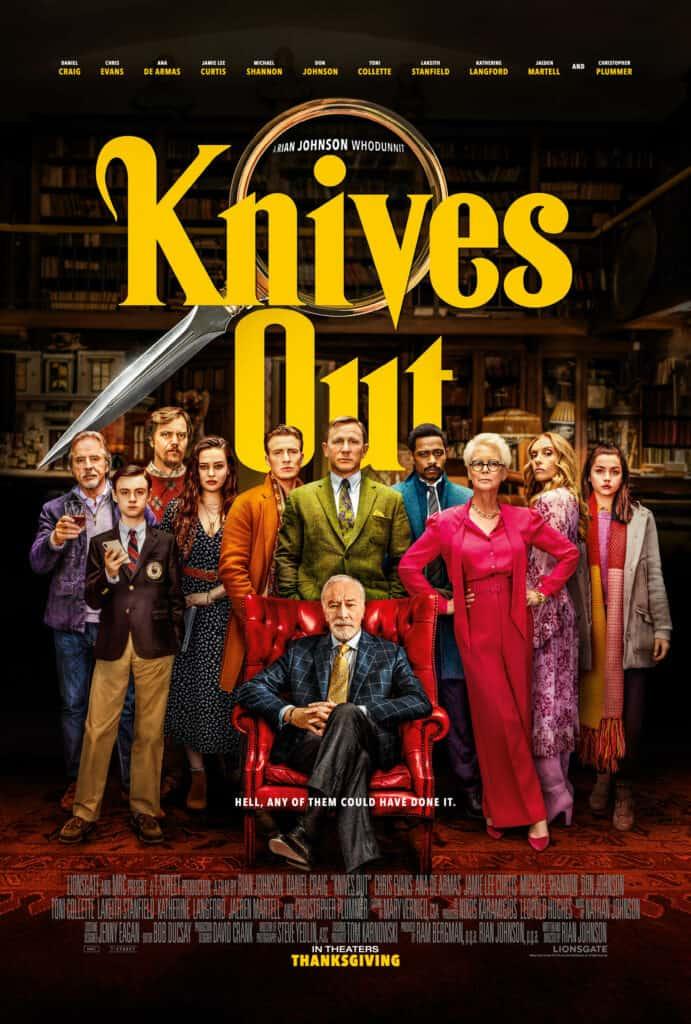 Knives Out Kansas City Advance Screening