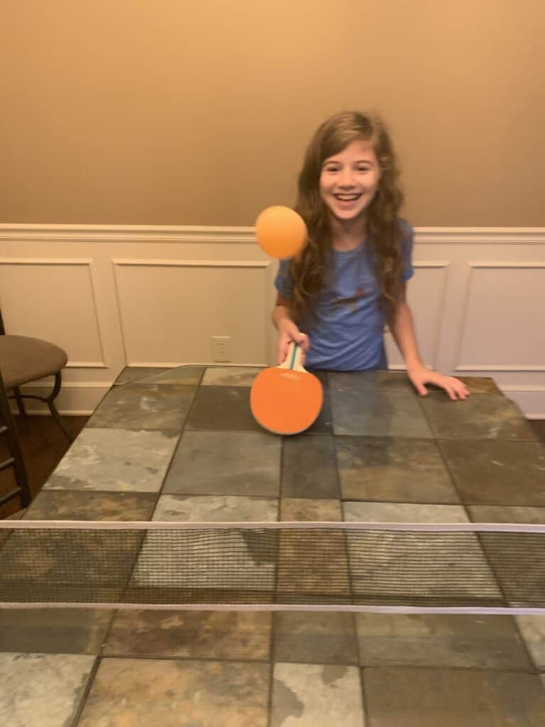 Oparix Table Tennis Set