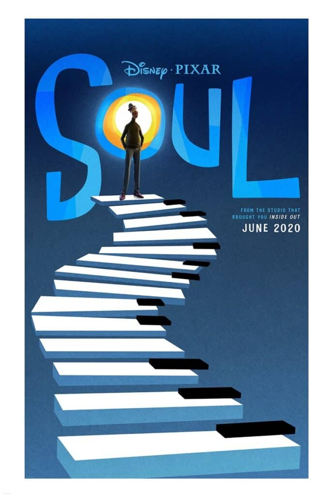 Disney Pixar's Soul Jazzes the Audience With a New Trailer and Poster
