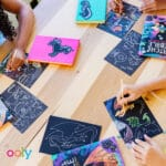 OOLY Art Kits - 2019 Holiday Gift Guide