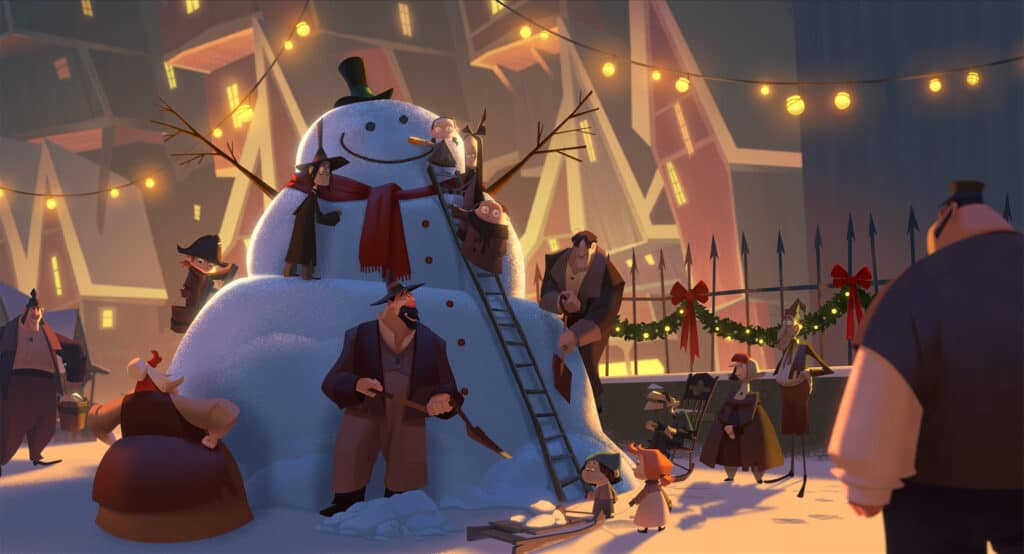 Klaus - A Christmas Movie About Kindness