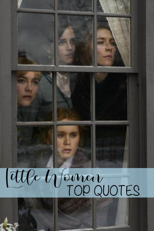 Little Women Quotes - Top quotes from the movie!