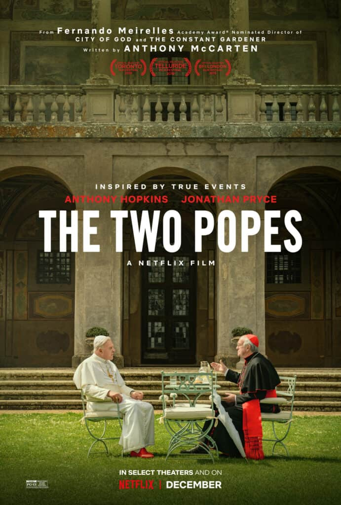 The Two Popes Movie Quotes