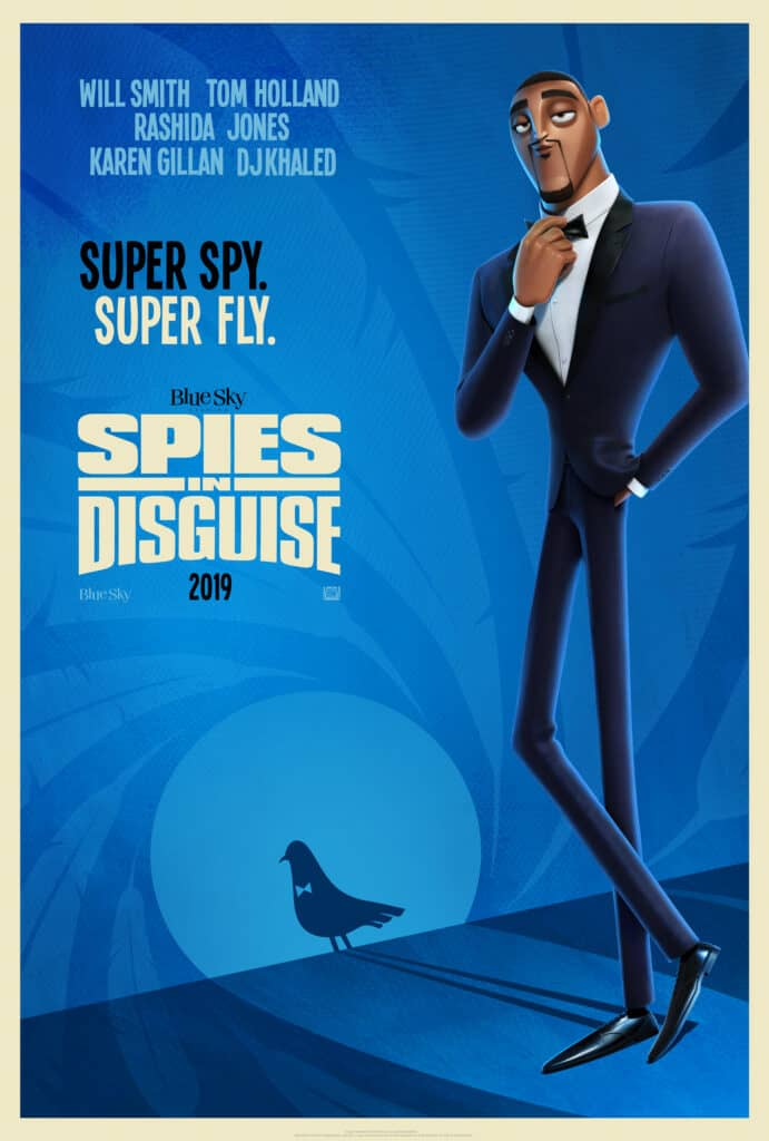 Spies in Disguise Advance Screening Kansas City