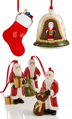 Vintage Christas Ornaments