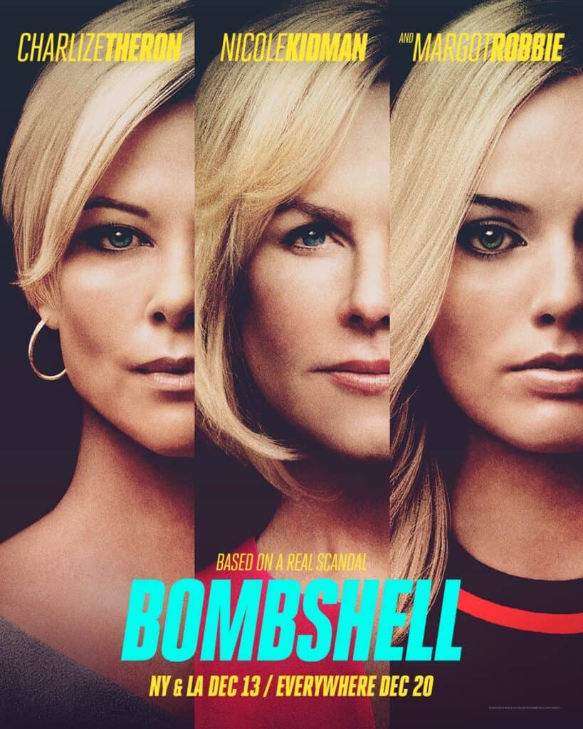 Bombshell Review - What women go through in corporate America