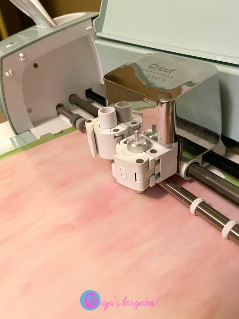 Reusable Cricut Fish Extender Idea Using Infusible Ink
