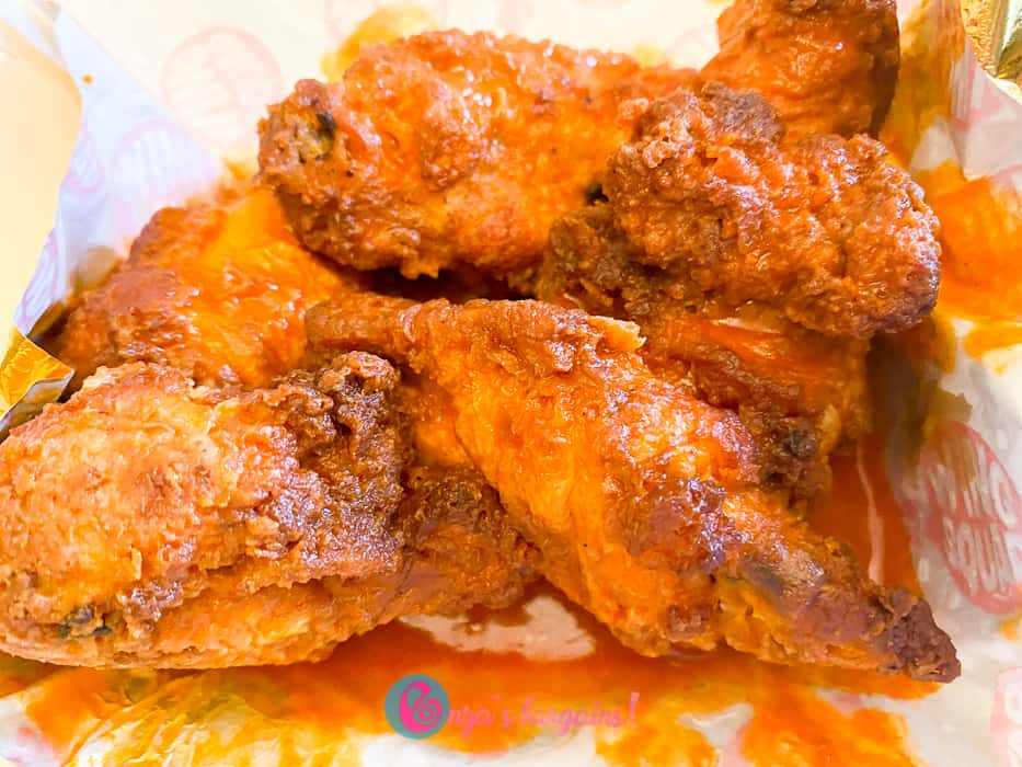 Wing Squad Review in Kansas City
