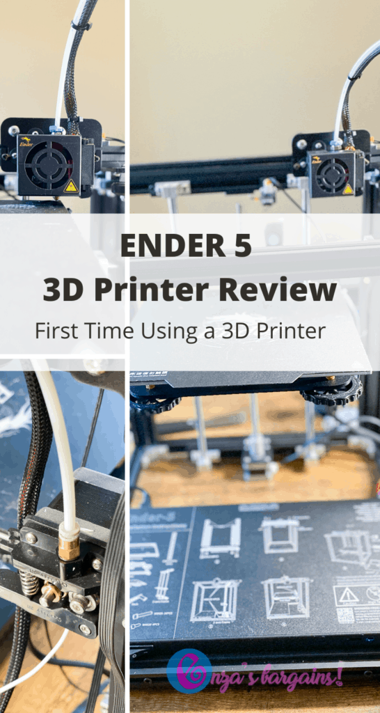 Creality 3D Printer Ender-5 Review – Everything that went wrong