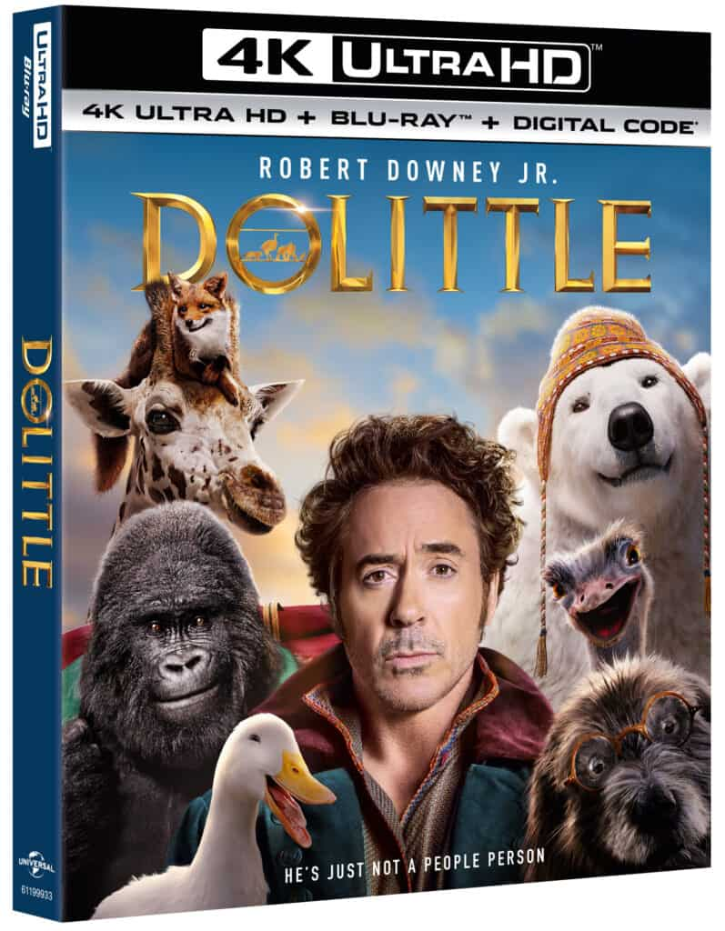 Dr. Doolittle is Now Available on Digital and DVD & Dr. Doolittle Quotes