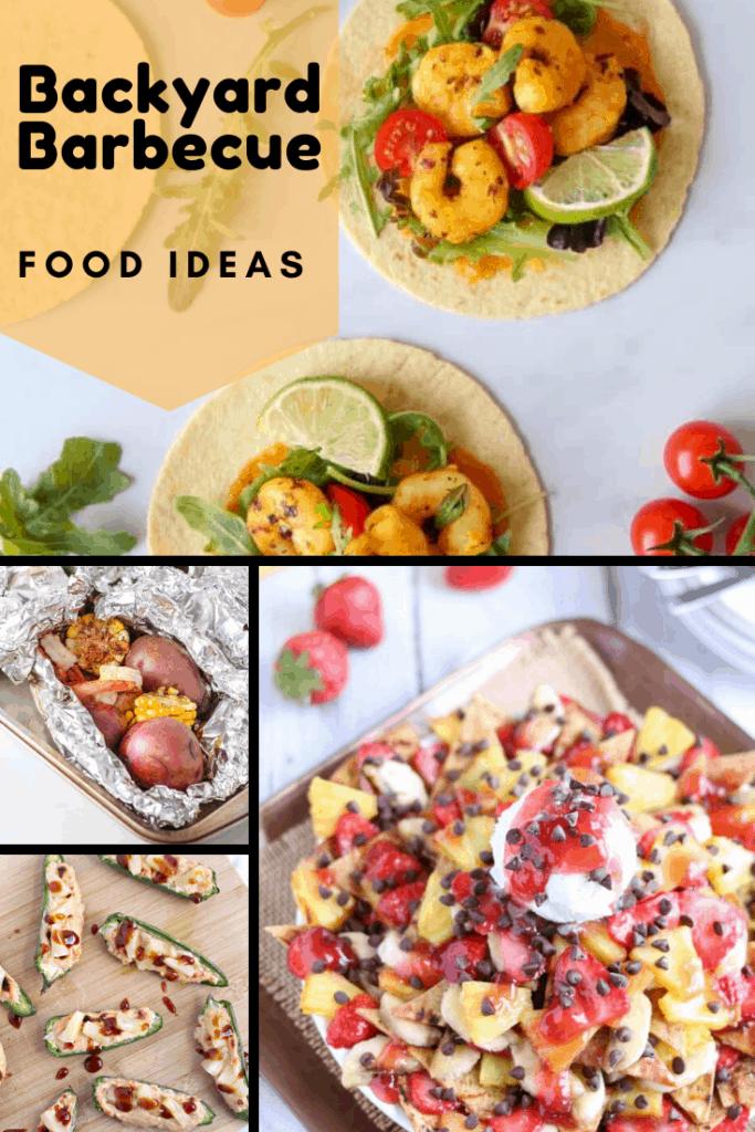 Backyard Barbecue Food Ideas
