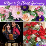 D'Agee & Co Florist Giveaway - The High Note