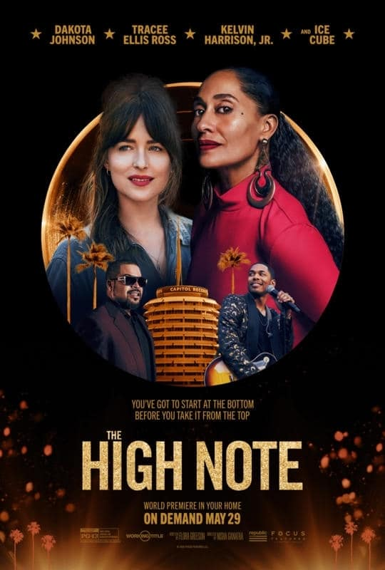 The High Note VOD Release and Giveaway