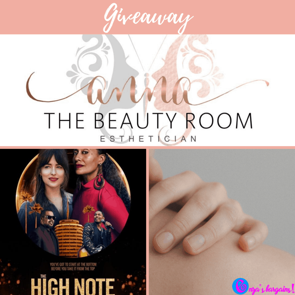 The Beauty Room by Anna Giveaway - The High Note Movie