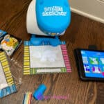 smART Sketcher Projector Review - What does a smART Sketcher Do?