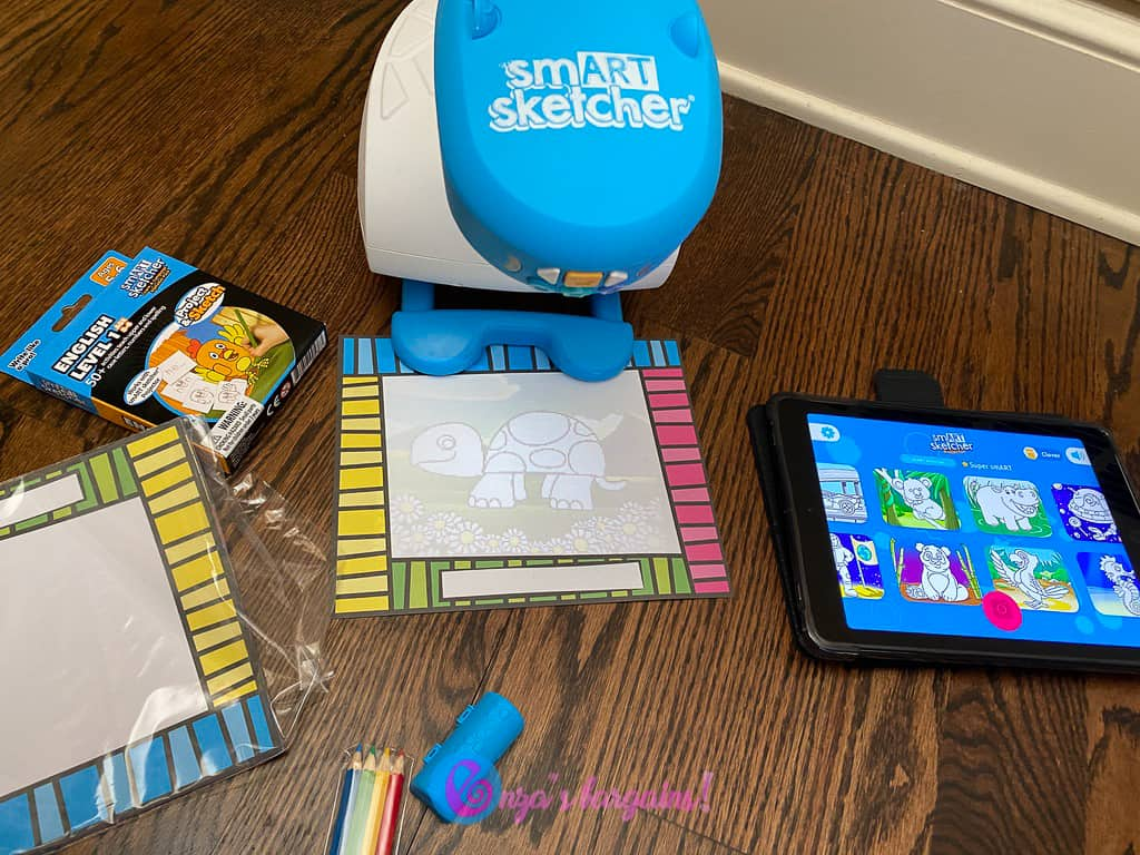 smART Sketcher Projector Review