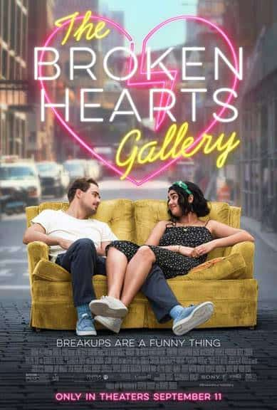 The Broken Hearts Gallery Advance Screening