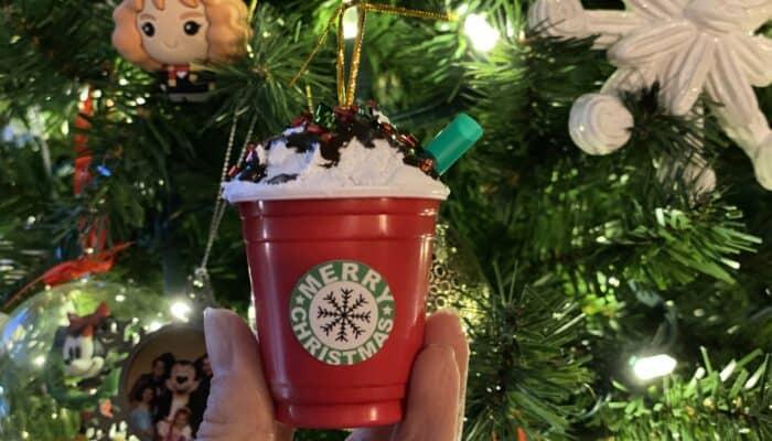Starbucks inspired stickers in Design Space