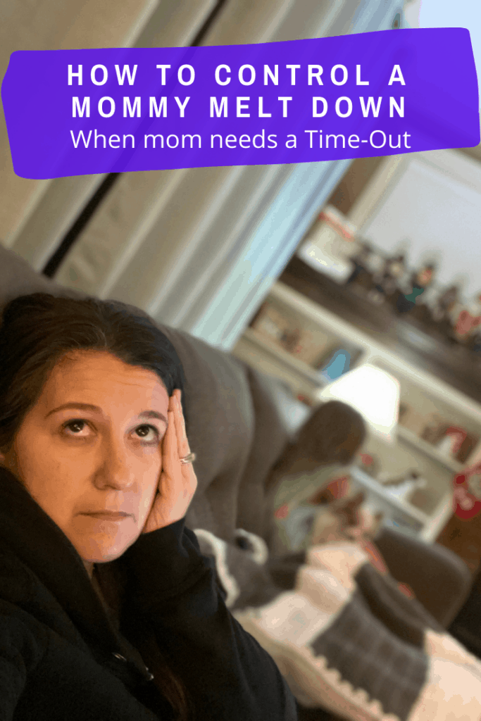 How to Control Mommy Meltdowns like the one on American Housewife