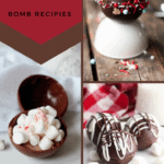 Hot Chocolate Bombs List of recipes!