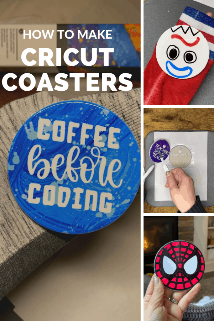 How to Make Cricut Coasters With Infusible Ink