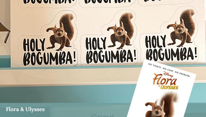 DIY Holy Bogumba Stickers