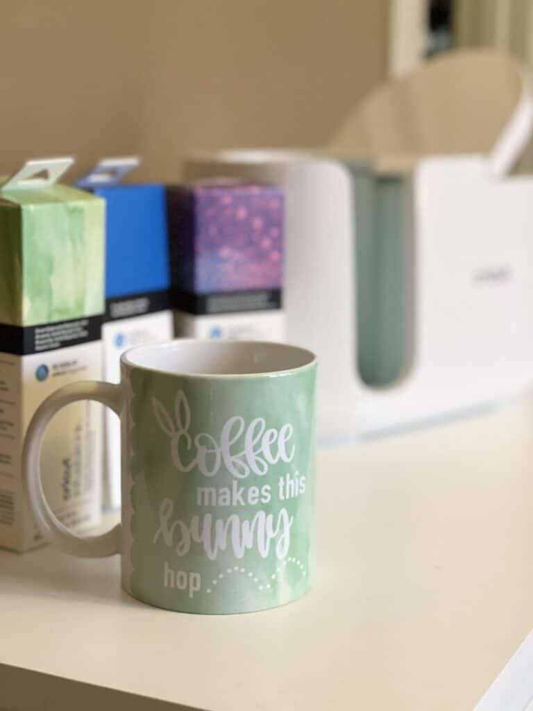 Cricut Mug Press Machine: DIY Infusible Ink Mug